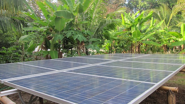 1 Off Grid Power in Boca Chica Panama