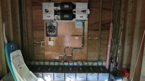 2 Off Grid Power in Boca Chica Panama