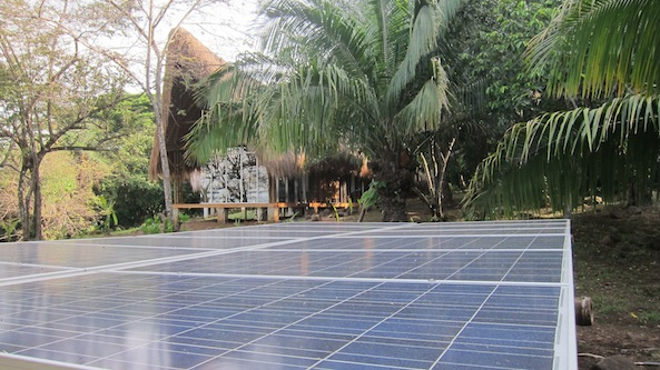 6 Off Grid Power in Boca Chica Panama